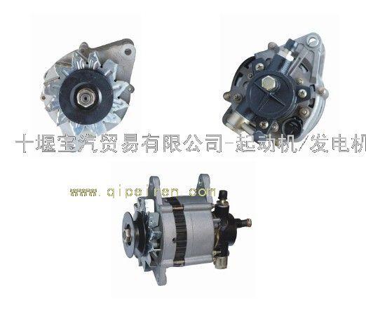 供应lr255-408c发电机五十铃4be1充电机lr255-408c