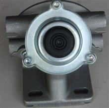 柴滤座(手油泵总成) 东风天锦柴油预滤器座子/1125010-KC100