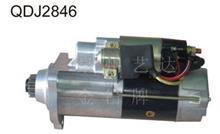 供应康明斯ISLE系列发动机起动机QDJ2846马达/QDJ2846