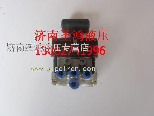 豪沃自卸车液压手控推拉阀华撵003图片
