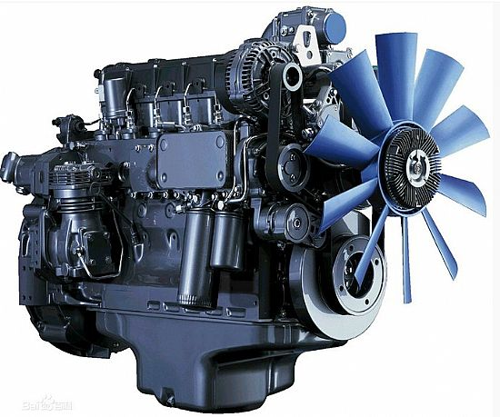 道依茨发动机的结构原理