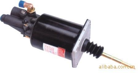 产品名称:离合器助力器 Φ102缸 推式 油缸内缸径:Φ22 气缸内缸径图片