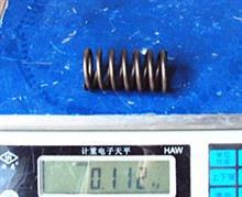 D04-113-30A上柴发动机气门弹簧/D04-113-30A