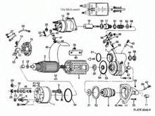 供应康明斯C5266537 C5266288 起动机/C5266537 C5266288