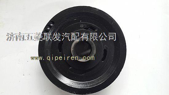 五菱荣光空调皮带轮曲轴皮带轮