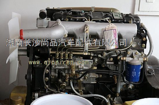 4102装发动机的步骤图