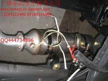东风客车配件YC4F115-40发动机FG200-1205960A尾汽处理消声器/FG200-1205960A