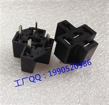 PCB 直插式阻燃继电器座 HFV4继电器插座