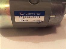 供应DENSO电装228000-5662起动机28100-87805马达/228000-5662