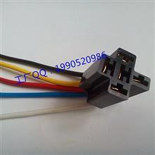 40A继电器插座