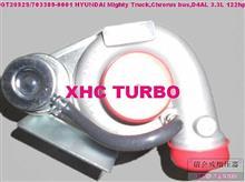 GT2052S 703389 28230-41450 现代 HYUNDAI Mighty Chrorus bus D4AL 3.3L 千赢官方网站千赢体育官网/703389-0001/703389-0002,28230-41450