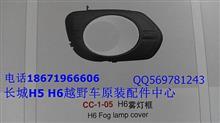 长城哈弗H6雾灯框/长城H6雾灯框
