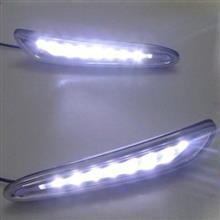 马自达3星骋雾灯 M3星骋专用LED日间行车灯 日行灯 夜行灯