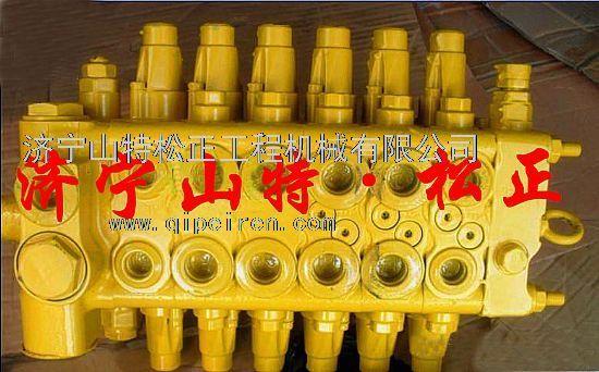 小松配件pc60-7主阀 挖掘机分配阀0537-3366290陈