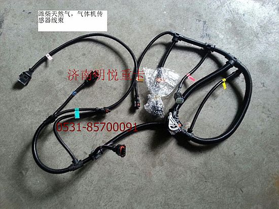 潍柴天然气发动机传感器线束