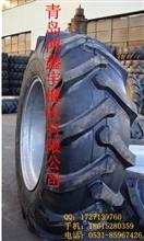供应高品质人字花纹大拖拉机车轮胎18.4-30轮胎批发