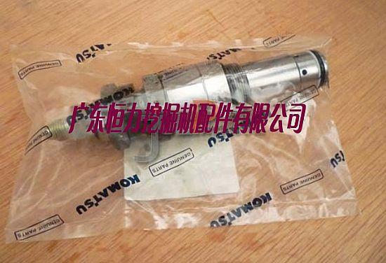小松120-6挖掘机分配器主炮