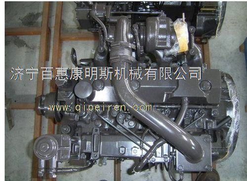 玉柴60挖掘机专用b3.3发动机总成库存现货一台低价2万