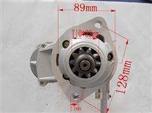 供应6D102电装起动机/6D102