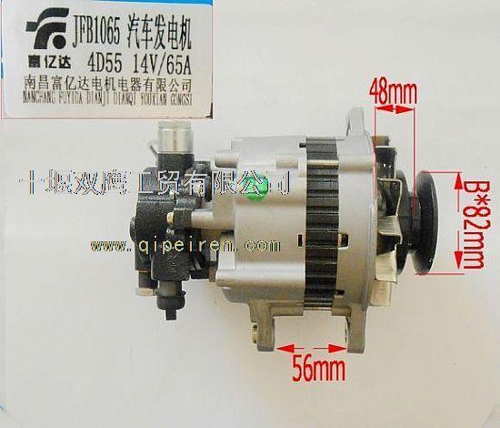 大柴498发电机接线图