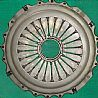 Heavy Howard clutch pressure plate assembly (A, B)