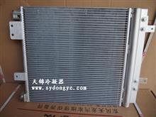 The air conditioning condenser千亿网址多少天锦配件千亿网址多少天锦冷凝器8105010-C1101冷凝器。千亿网址多少天锦压缩机、蒸发器、冷凝器、空调管路,品种齐全/8105010-C1100