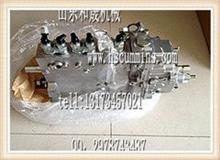 平朔煤矿齿轮泵3973228美康QSL9鲲鹏齿轮泵