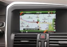 沃尔沃S60导航 原车屏幕升级改装手写导航 沃尔沃S60导航XC60导航