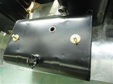 1101020-K3600  东风天龙油箱 400L 柴油箱 箍带 油浮子 油箱防盗器/1101020-K3600