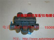 重汽豪沃轻卡配件双回路保护阀/LG9700360012