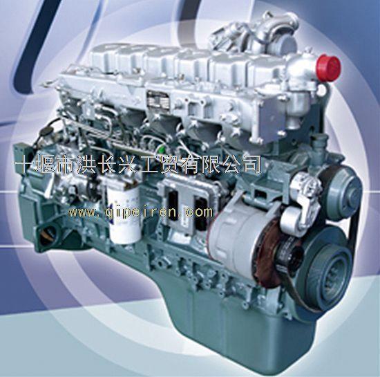 玉柴2115发动机结构图