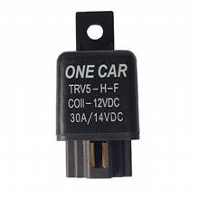 大灯继电器空调继电器 塑料安装靠背  30A/14VDC