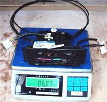 1B24937321016福田欧曼空调控制面板/1B24937321016