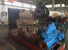 康明斯水泵发动机组 灌溉水泵 消防水泵 排水泵