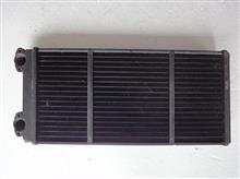 中国重汽howo原厂空调暖风水箱散热器带电控水阀/az1630840319图片