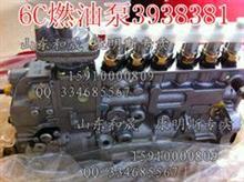 【单钢轮压路机】徐工6C燃油泵3938384 3938381 配套徐工XS262/3938384 3938381