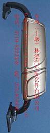东风天龙旗舰重卡D760左后视镜总成8201005-C6101/C6100