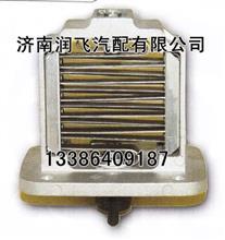 批发供应重汽豪沃配件,VG15GK0010002空气预热器/13153025554