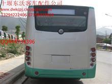 东风超龙客车配件EQ6770LT后挡风玻璃/EQ6770LT