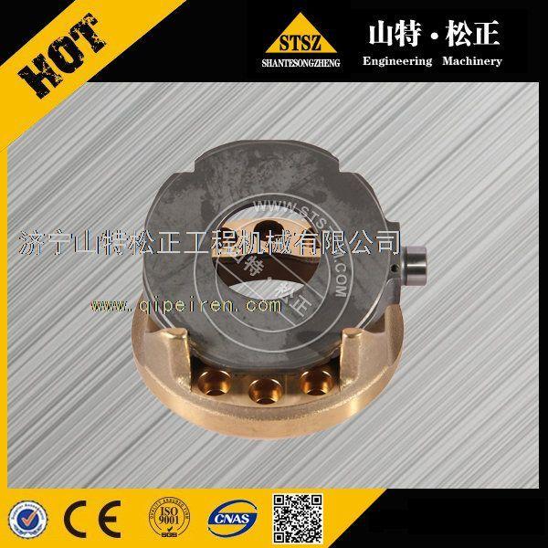 云南小松配件pc300-7液压泵斜盘 小松挖机摇摆总成