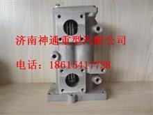 潍柴发动机EGR冷却器总成/612600113015