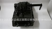 东风多利卡变速箱上盖总成/1700E4-210