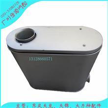 东风天锦消声器1201010-KM800/1201010-KM800