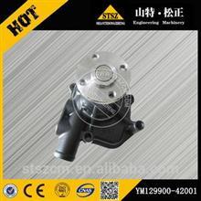 小松挖机原装配件PC60-7水泵6206-61-1104