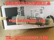 康明斯QSB6.7喷油器5263262【山东和晟机械】/52623262