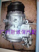 供应双龙MB100空调压缩机,喷油嘴,汽油泵原装配件/空调压缩机