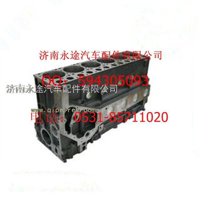 潍柴wd618发动机汽缸体612600900022图片