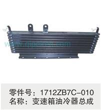 1712ZB7C-010东风天龙变速箱油冷器总成/1712ZB7C-010