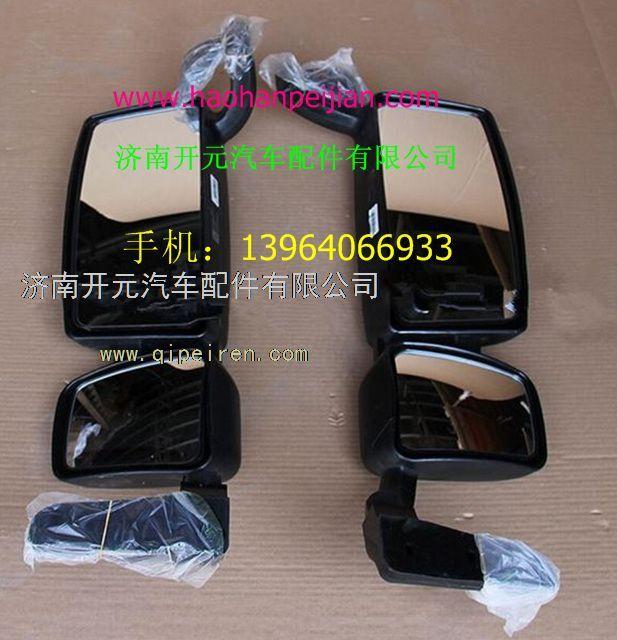【重汽豪沃左后视镜(豪华型)wg1642770001价格