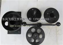 3910-Z-BD-26东风天龙雷诺DCI11发动机专用工具曲轴后油封拆卸安装工具总成3910-Z-BD-26/3910-Z-BD-26